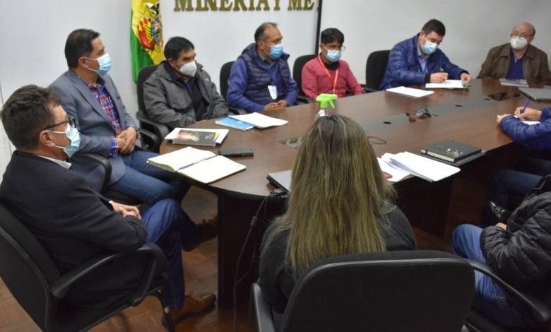Photo of Buscan activar la construcción de la planta concentradora de Colquiri
