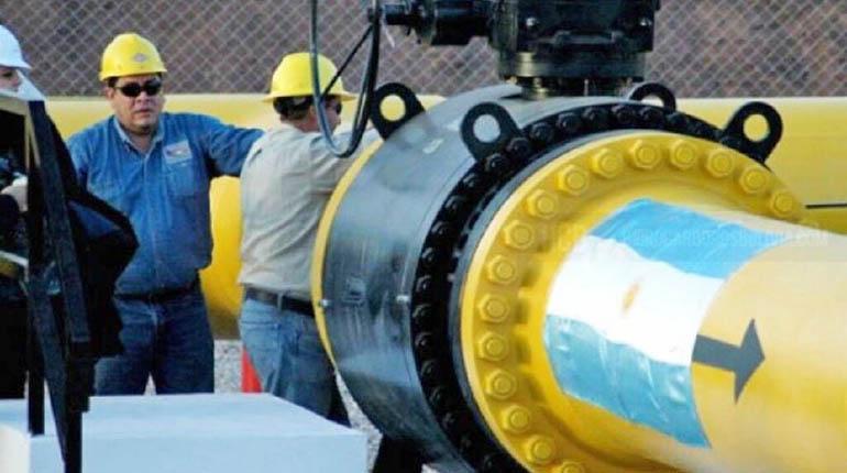 Photo of YPFB incrementa envío de gas a Argentina