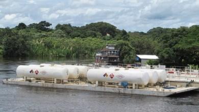 Photo of YPFB transporta combustibles por la hidrovía Ichilo-Mamoré