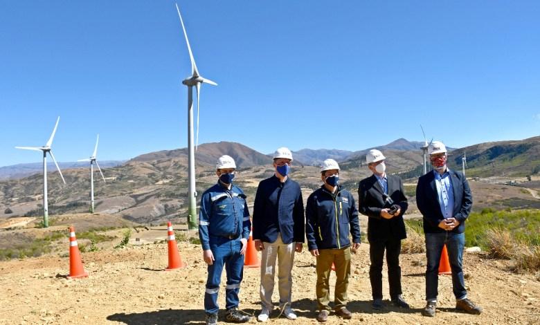 Photo of ENDE Corani cuenta con un dron para encarar nuevos proyectos eólicos