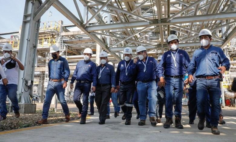 Photo of Reactivan operaciones de la PAU y se prevé producir de 590.000 TM de urea en un año