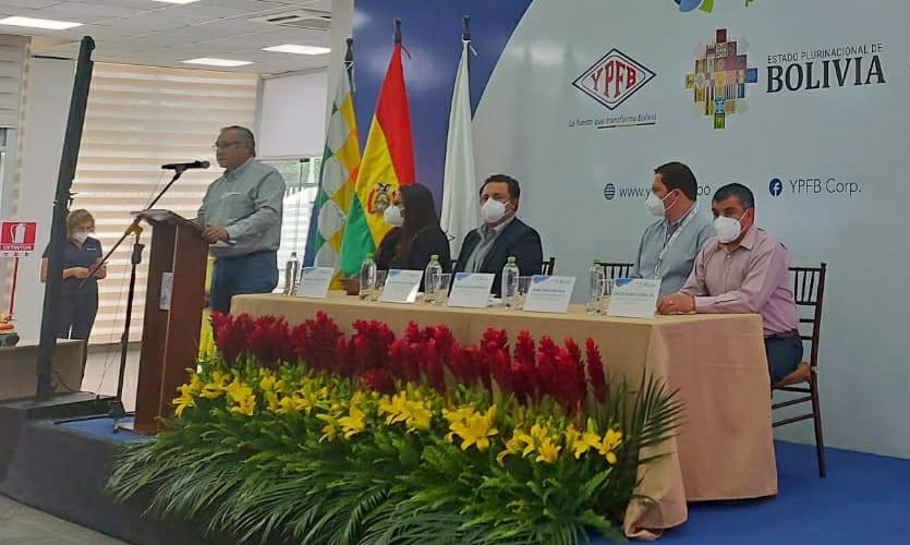 Photo of YPFB: 2da feria Puertas Abiertas 2021 pretende superar los $us 89 MM