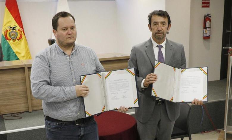 Photo of YPFB cierra nuevos contratos para exploración y explotación en tres departamentos del país