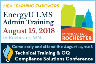EnergyU Admin Training