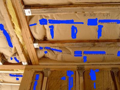 Fiberglass Batt Insulation Installation Grade Heat Transfer Building Envelope 1bb