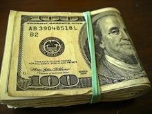 Money 100 Dollar Bills New Home Federal Tax Credit Builder 220