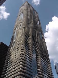 Architecture Vs Building Science Aqua Tower Chicago Small