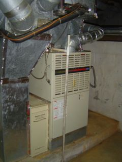 Hvac Furnace Atmospheric Combustion Oversizing Comfort