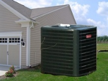 Oversized Air Conditioner, Texas Style!