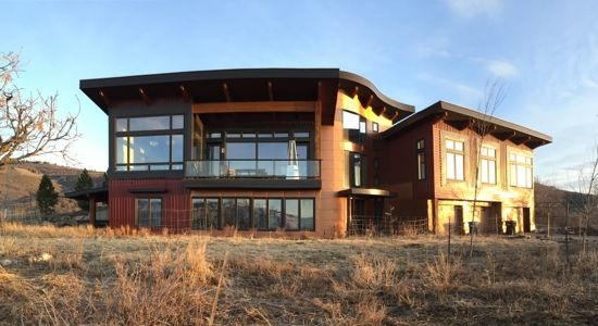Near Net Zero Energy Home Utah 2