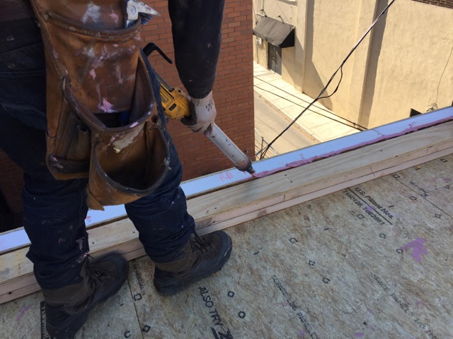Lots of air sealing and insulation are the foundation of resilient buildings