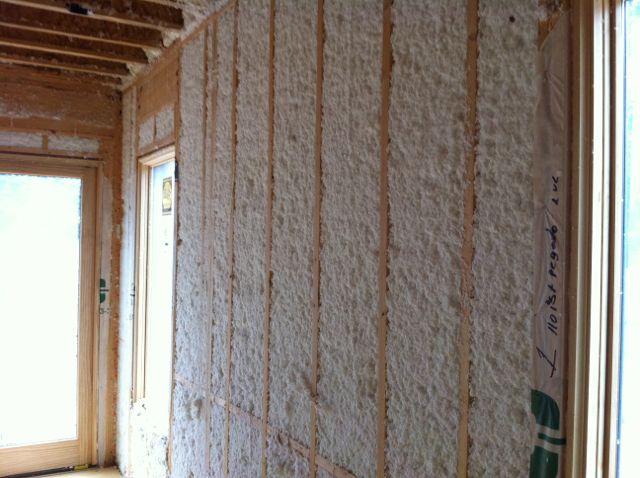 Fiberglass Insulation Wall Cavity Johns Manville Spider