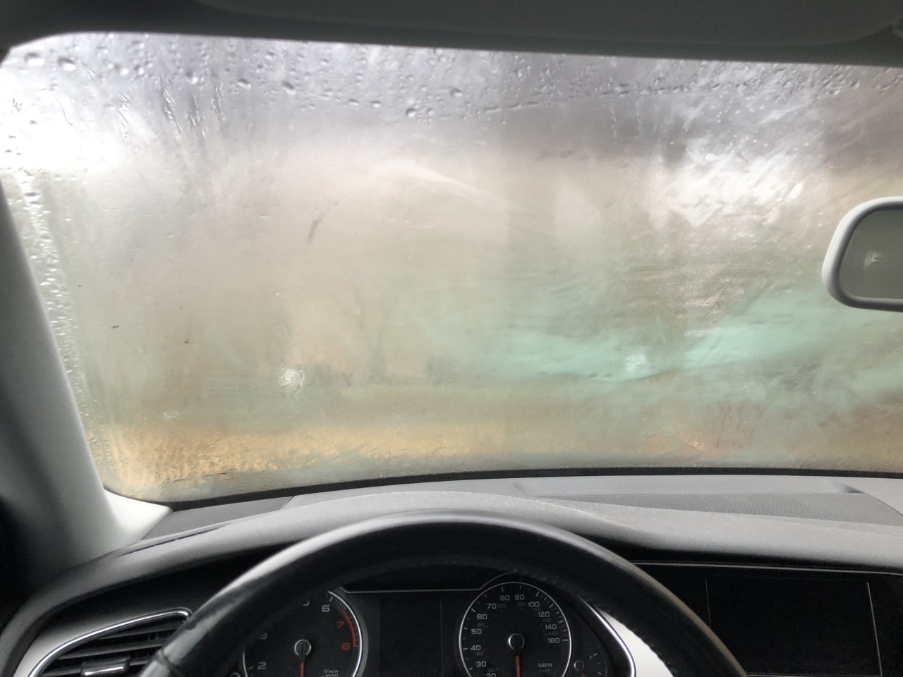 Car-windshield-defogging-condensation-psychrometrics