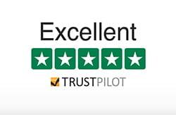 trust pilot excellent