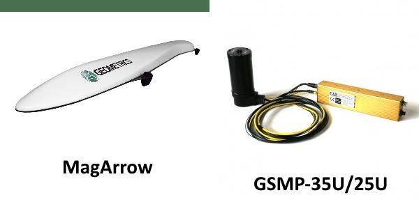 Geometrics MagArrow/ GEM GSMP-35U/25U