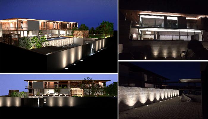 lighting design enertia Flos lighting india
