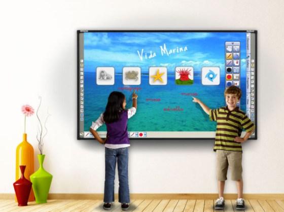 pizarras digitales interactivas en Eneso.es