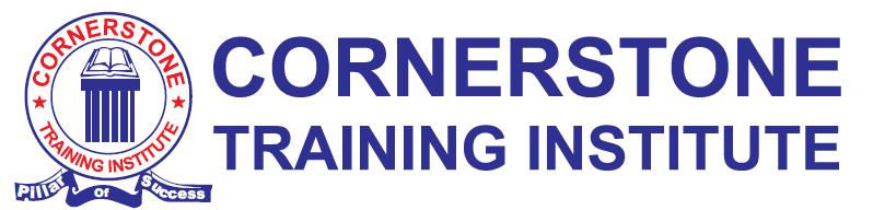 Cornerstone Training Institute