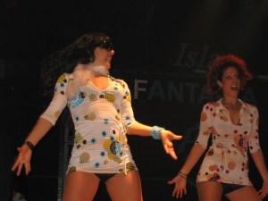 Bailarinas Grease