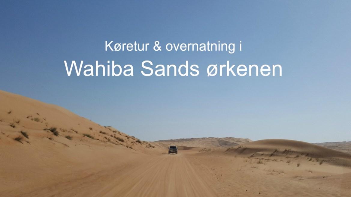 Wahiba Sands Oman