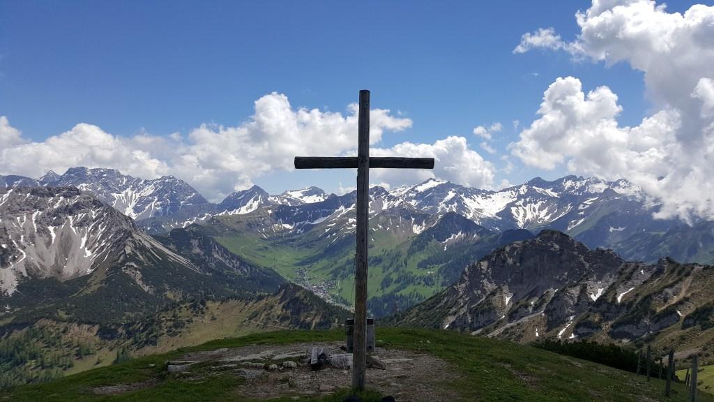 Vandretur i de smukke Alper i Liechtenstein