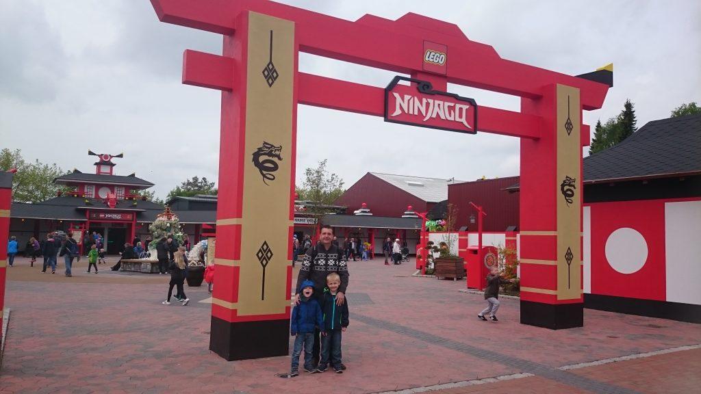 Ninjago i Legoland