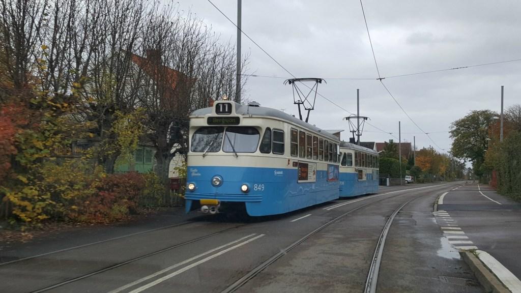 Sporvogn i Gøteborg