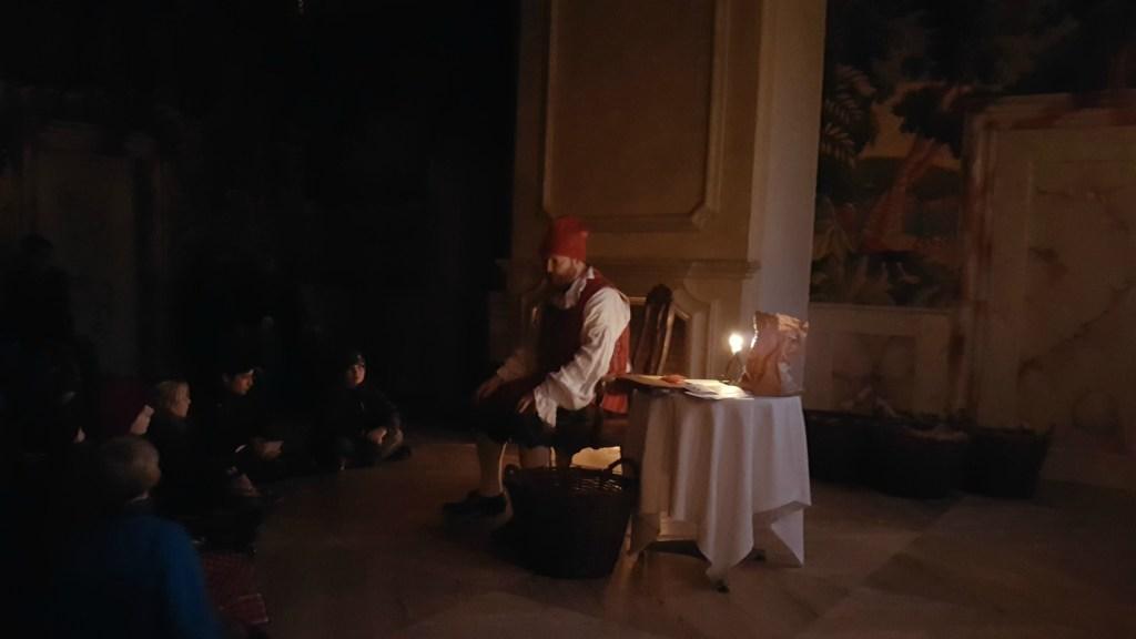 Nissehistorier i Den Gamle By i Århus