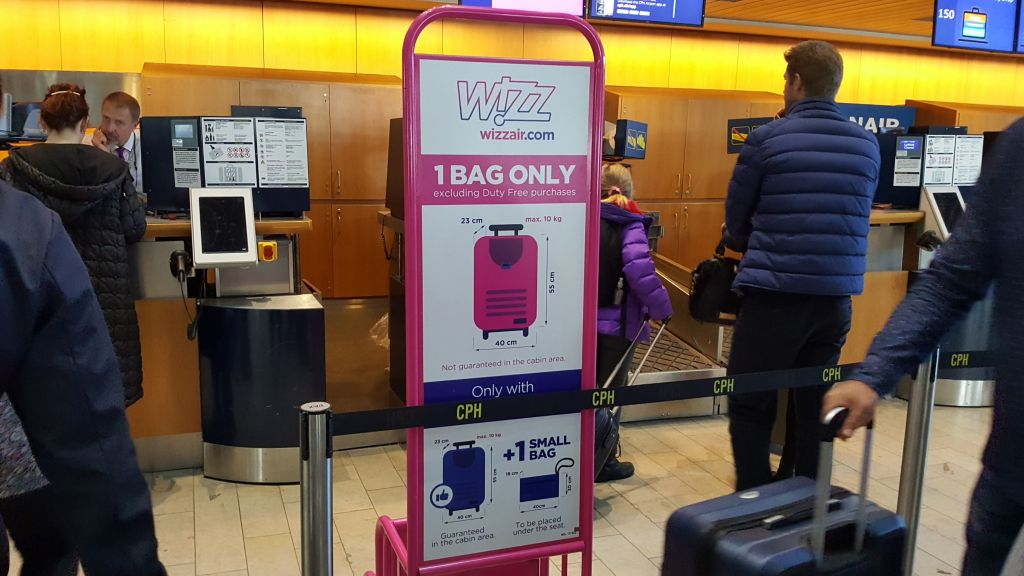 Wizz_Air_Bagage