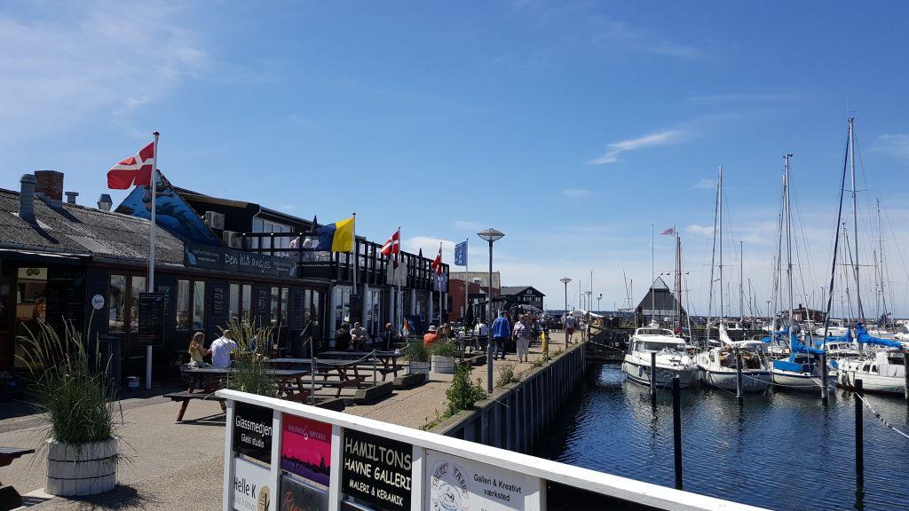 Hundested_havn