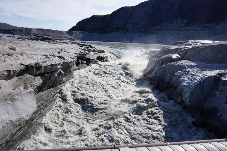 Groenland_Flod