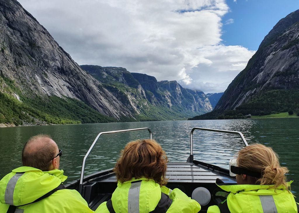 Sommerferie i Norge Eidfjord