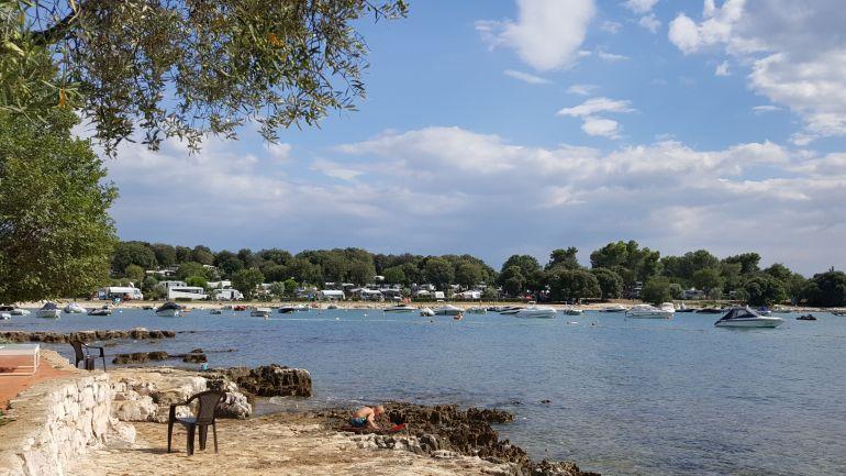 Istrien Kroatien Campingplads 1