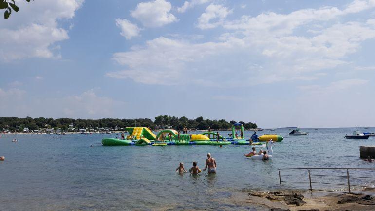 Istrien Kroatien Campingplads 3