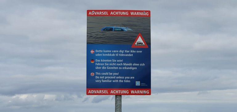 Ribe Møndø tidevand