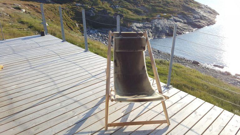 Ilimanaq Sæl terrasse stol