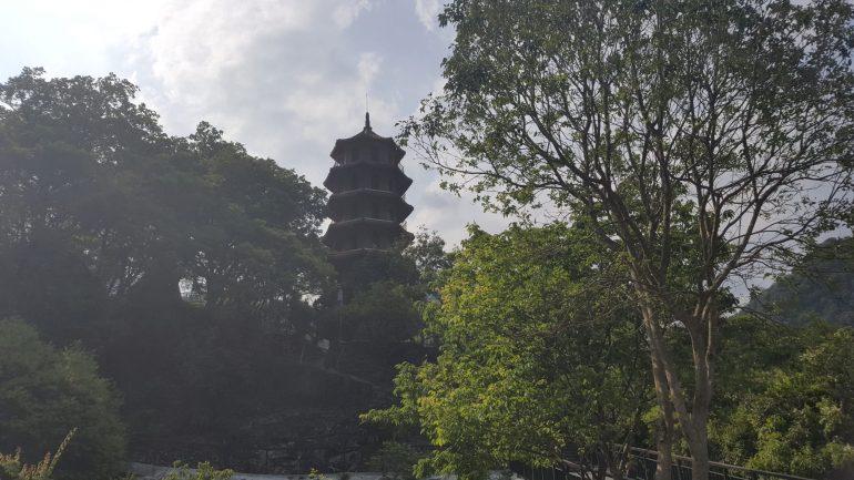 Taroko Gorge Buddhist Xiangde Temple and Pagoda 2