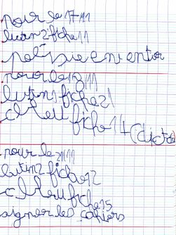 probleme-ecriture-dysgraphie-reeducation-gironde-bordeaux-CP séance 2