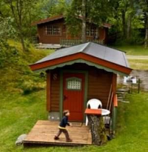 hébergement insolite cabane famille enfant