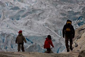 découverte-en-famille-glacier-Nigardsbreen-Norvège