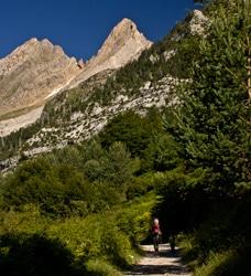 randonnée-famille-vallon-de-la-Pineta-Pyrénées-Espagne
