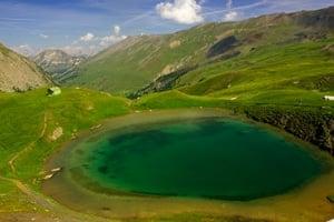 rando-famille-lac-Clausis-dans-le-Queyras
