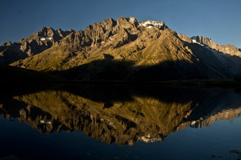 bivouac-famille-enfant-lac-du-Pontet-Oisans-Alpes