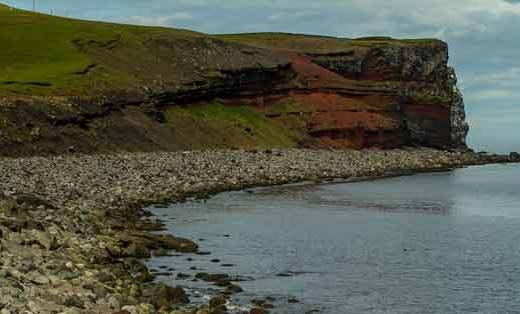 falaise-rouge-islande
