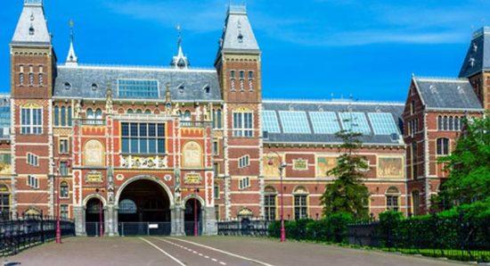 musée-d'Amsterdam,-le-Rijksmuseum