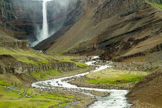 randonnée-islande-cascade-Hengifoss
