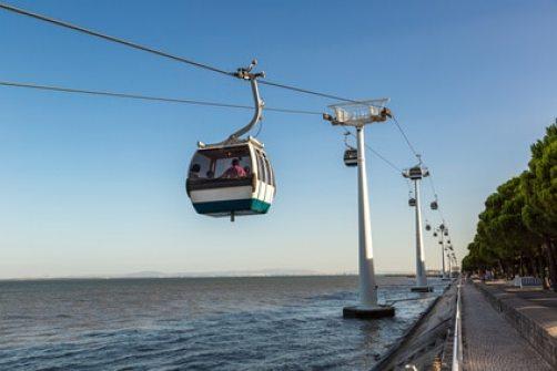 parc des nations lisbonne portugal