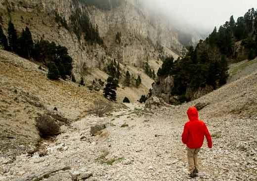 vercors-enfant-randonnée