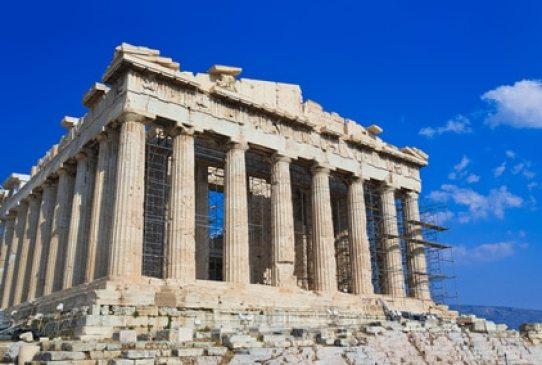 Parthenon temple  Acropolis Athens, Grèce