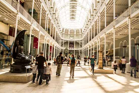 Museum-National-d'Ecosse-Edimbourg